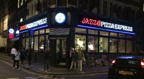Pizza Express Dean Street