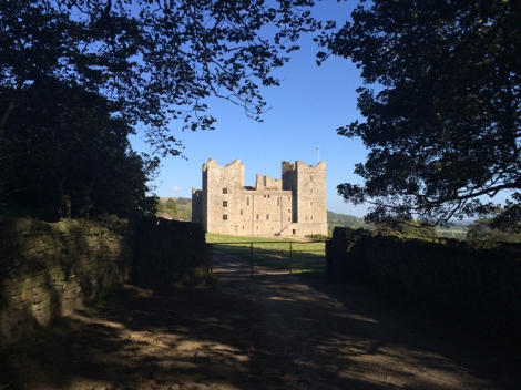 Returning to Bolton Castle