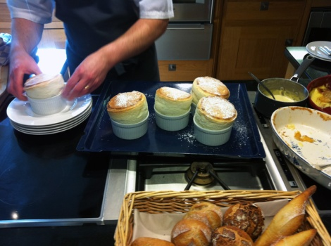 Souffles have worked...