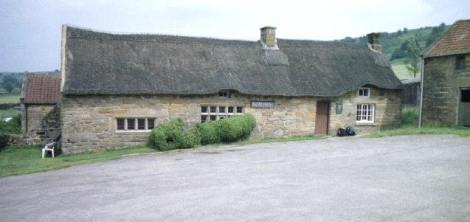 The former Sun Inn in Bilsdale, North Yorkshire