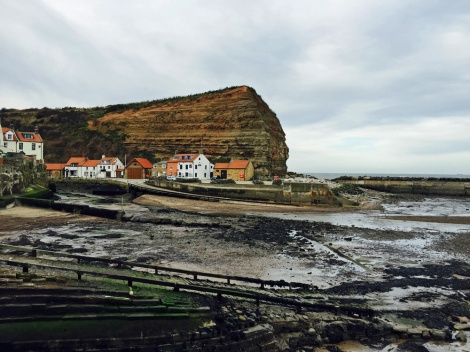 View from the pub across to the Lifeboat Station