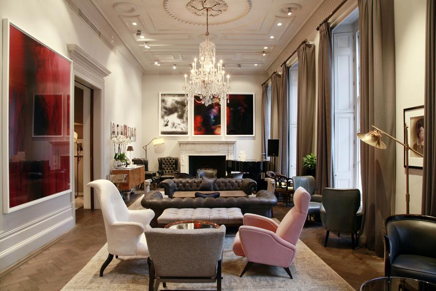 Hotels-The Arts Club-London-JetSetReport |Dover Street Arts Club