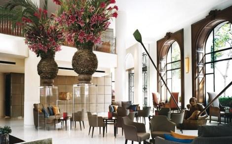 ...the lobby bar!