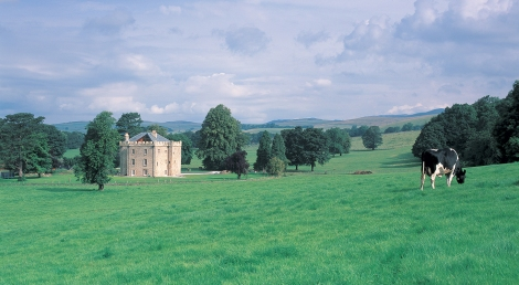 Here's one done earlier...Francis and Karen's shaw's castle in Yorkshire