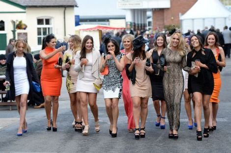 Chester races, apparently...