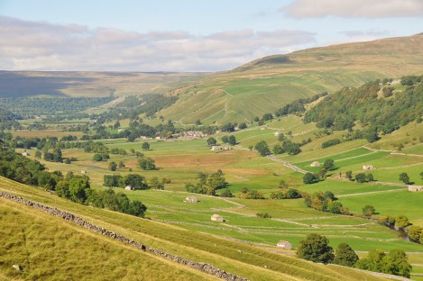 Kettlewell and Wharfedale...