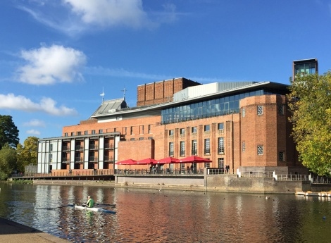The regenerated waterfront elevation...