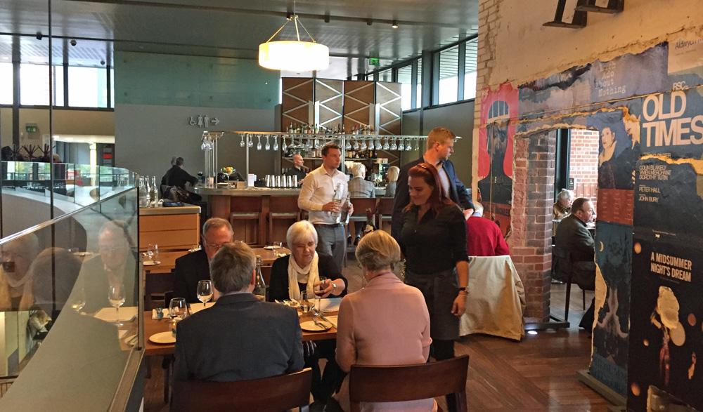 Stratford Cafe Menu