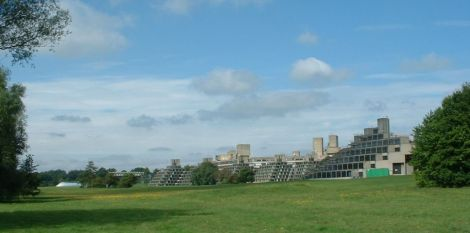 UEA Ziggurats