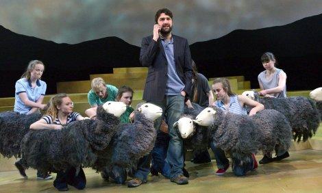 Shepherds Life puppets...