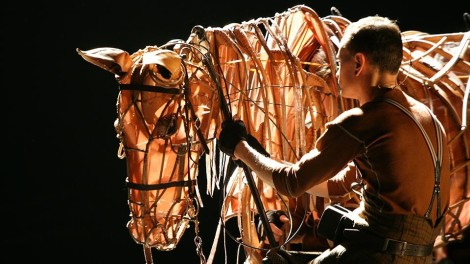Those War Horse puppets...