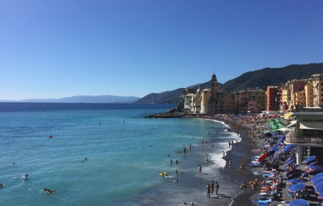 Camogli...a real place