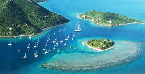Marina Cay...