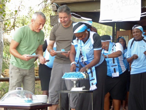 Botswana celebrates 50 years...